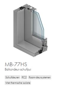 AluProf MB-77HS