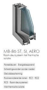 AluProf MB-86 ST, SI, AERO