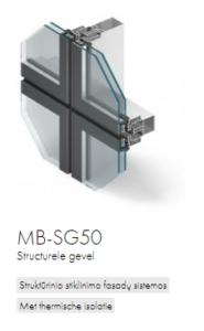 AluProf MB-SG50
