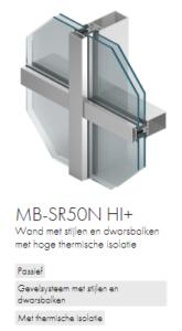 AluProf MB-SR50N HI+
